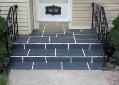 Front Step After