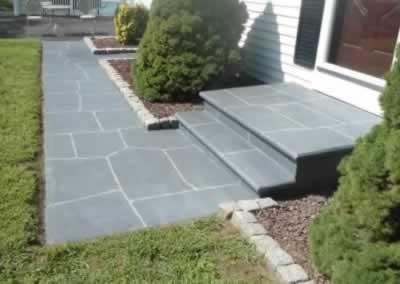 Bethany Walkway & Steps Color Gunite