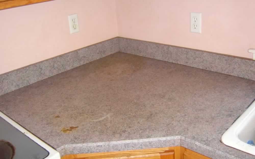 Countertops: Troweled Quartz