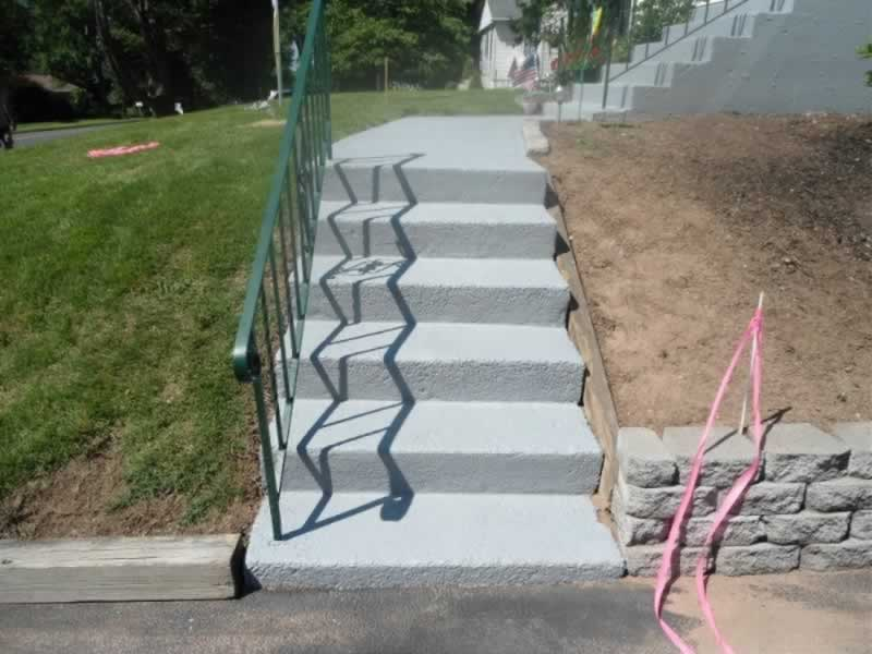 Steps, Walkways & Patio's