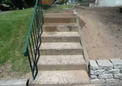 Cheshire Steps & Walkway Before 3
