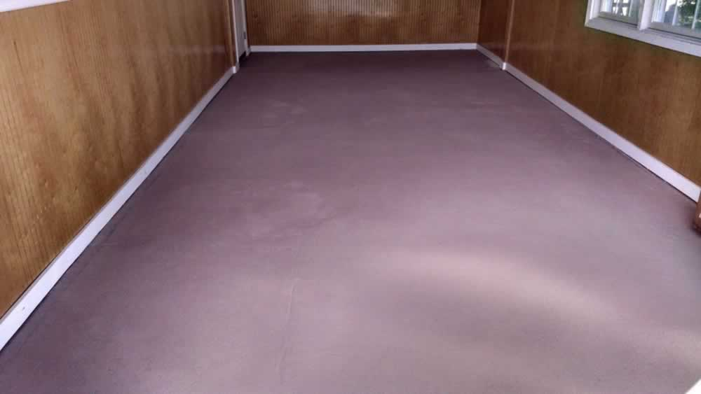 Garage Floors Liquid Stone Finishes