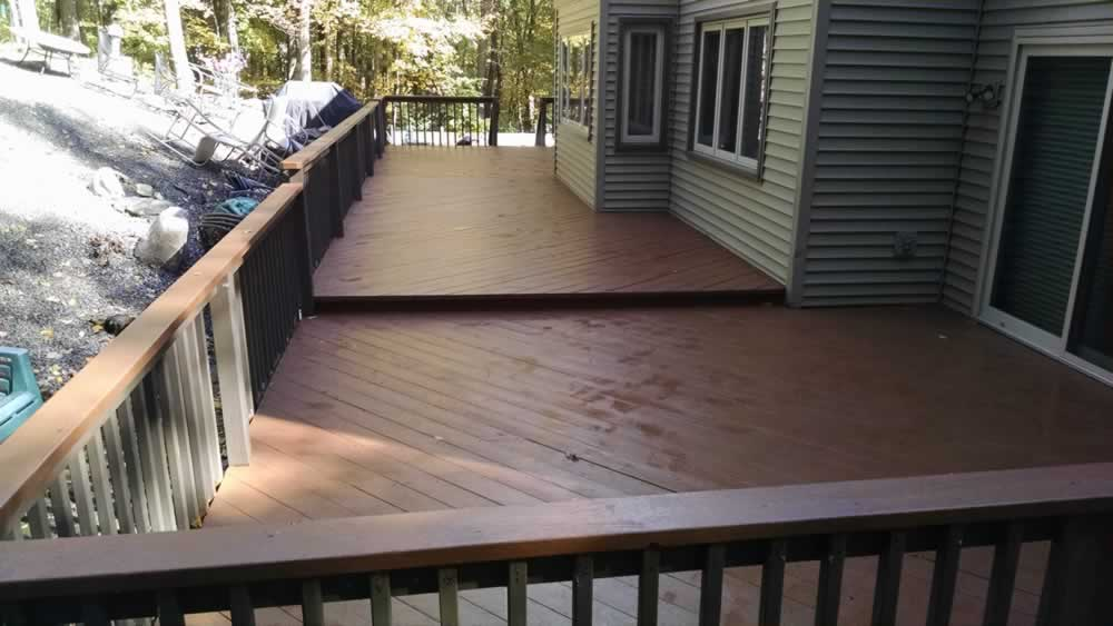 Deck Overlay After