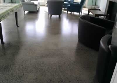 Sealing Polished Concrete