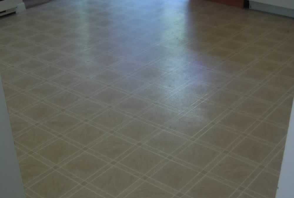Tile, VCT and Wood Flooring