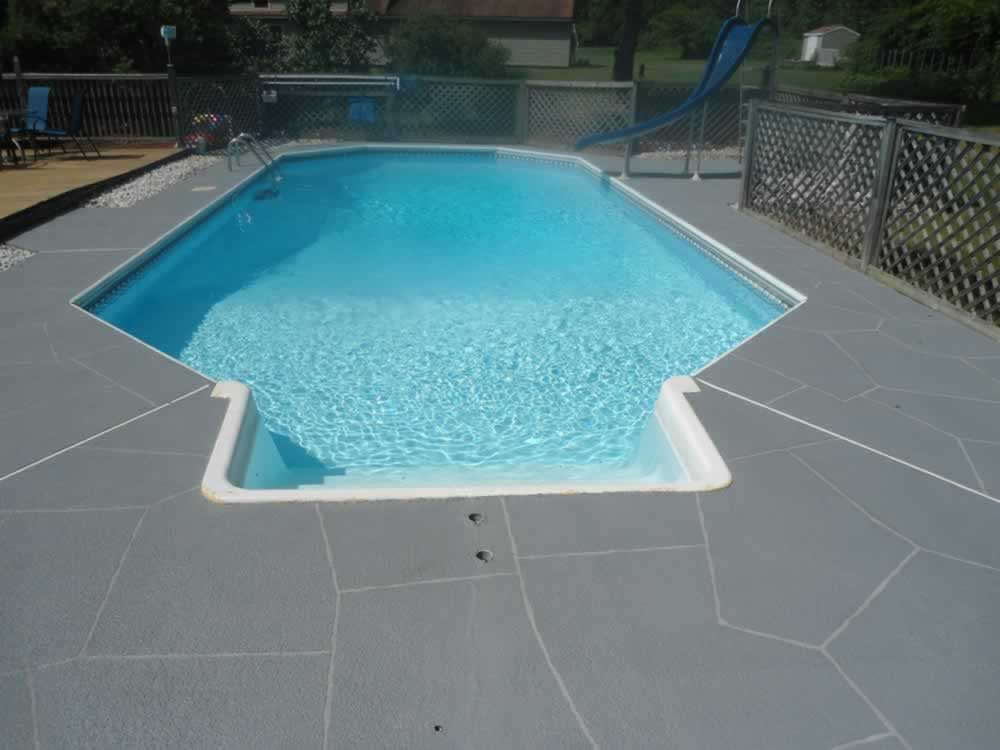Wallingford Pool Deck After Warm Gray 2