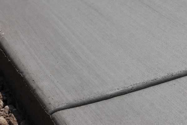 Walkways, Patio's & Steps: Concrete Overlay Broom Finish
