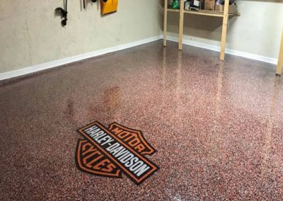 Liquid Stone Garage Floors